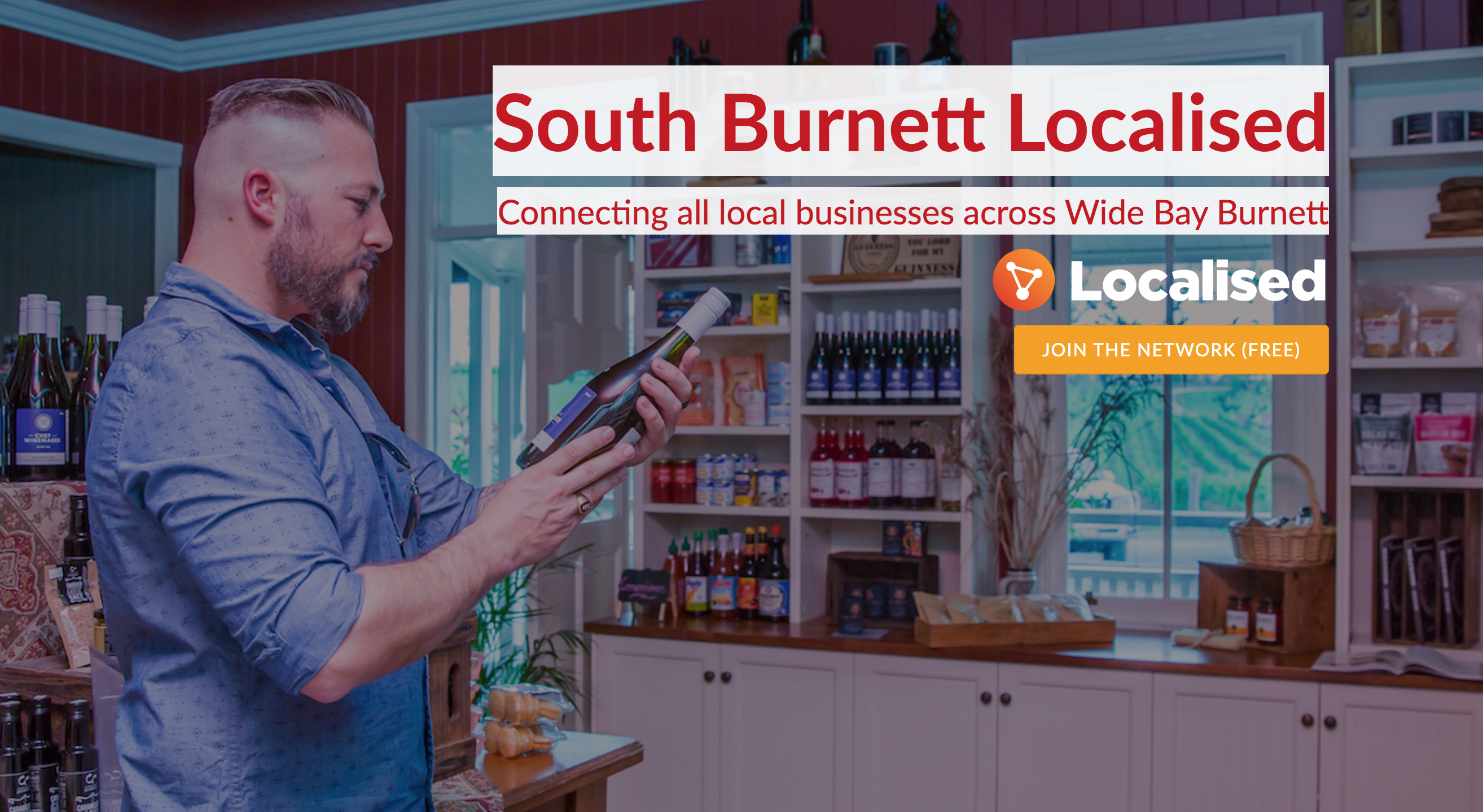 South Burnett Localised