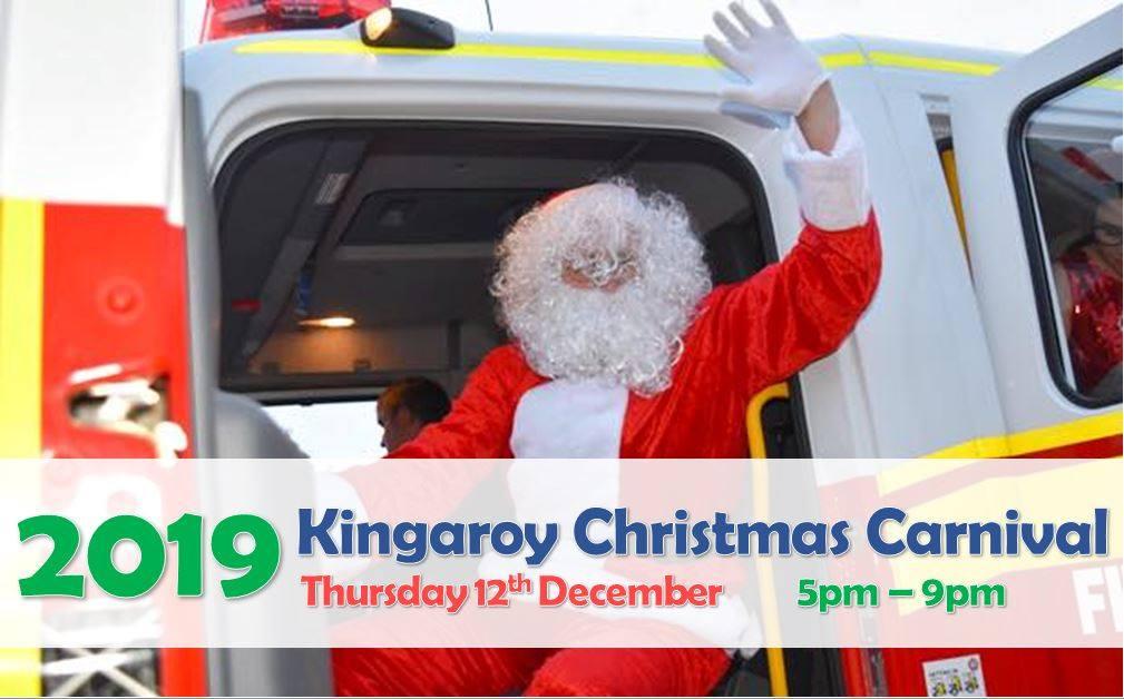2019 Kingaroy Christmas Carnival