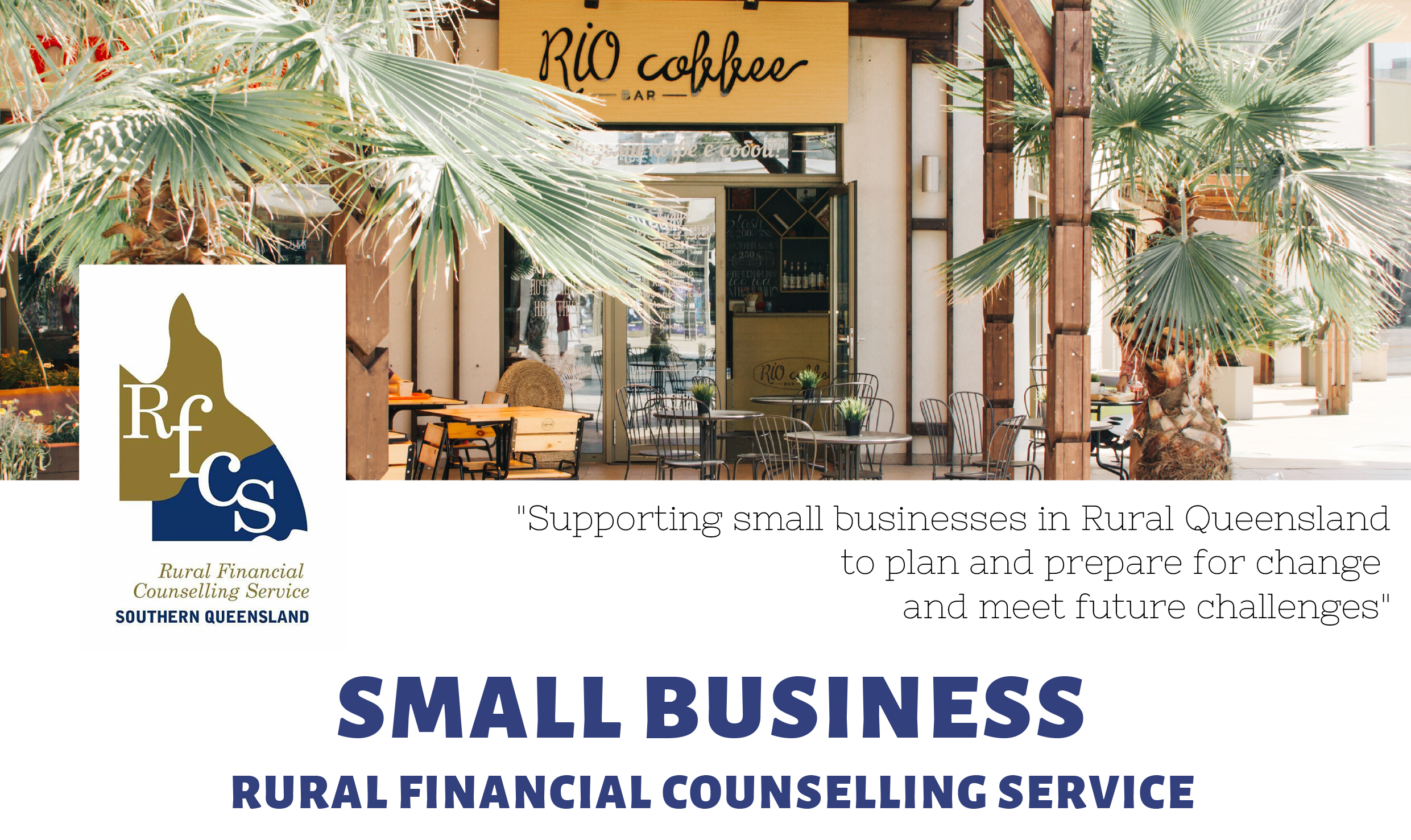 Small Business Rural Financial Counselling Service Southern QLD