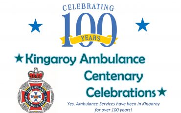 Kingaroy Ambulance Centenary Celebrations