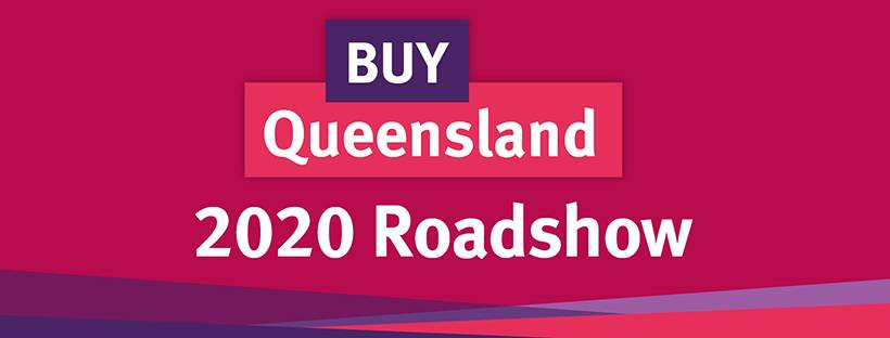 Buy Queensland Roadshow 2020