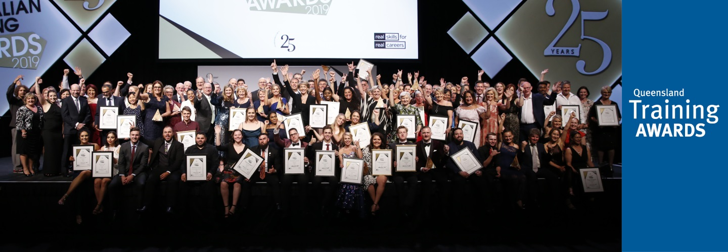 Queensland Training Awards: Nominations open