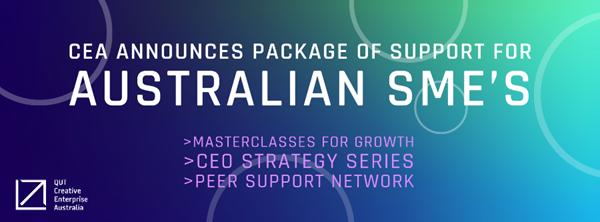 Support for Australian SME's