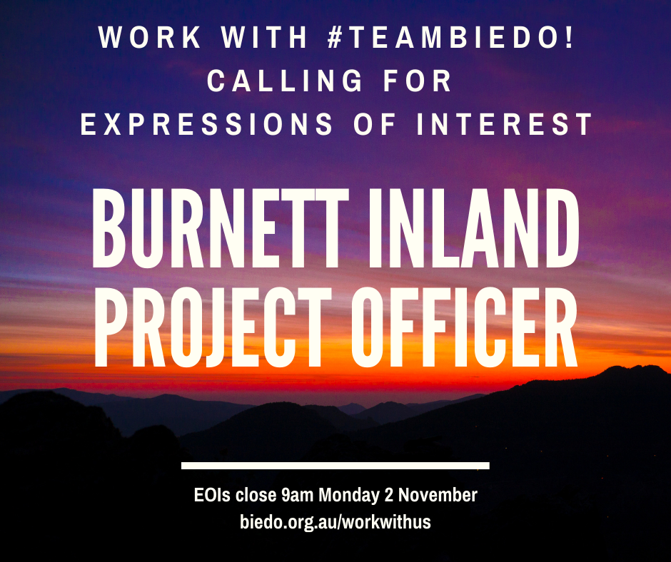 BIEDO Project Officer – Calling for EOIs