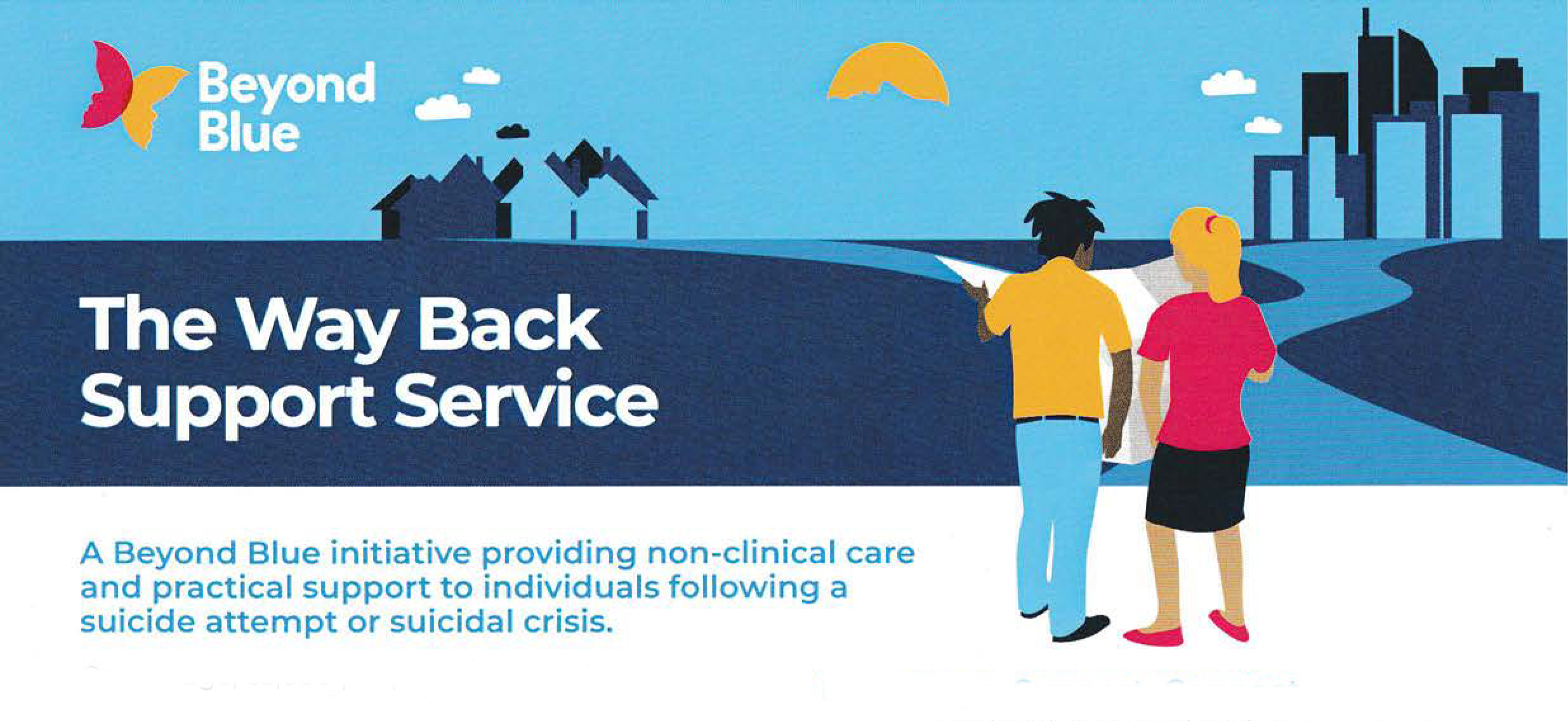 The Way Back Support Service