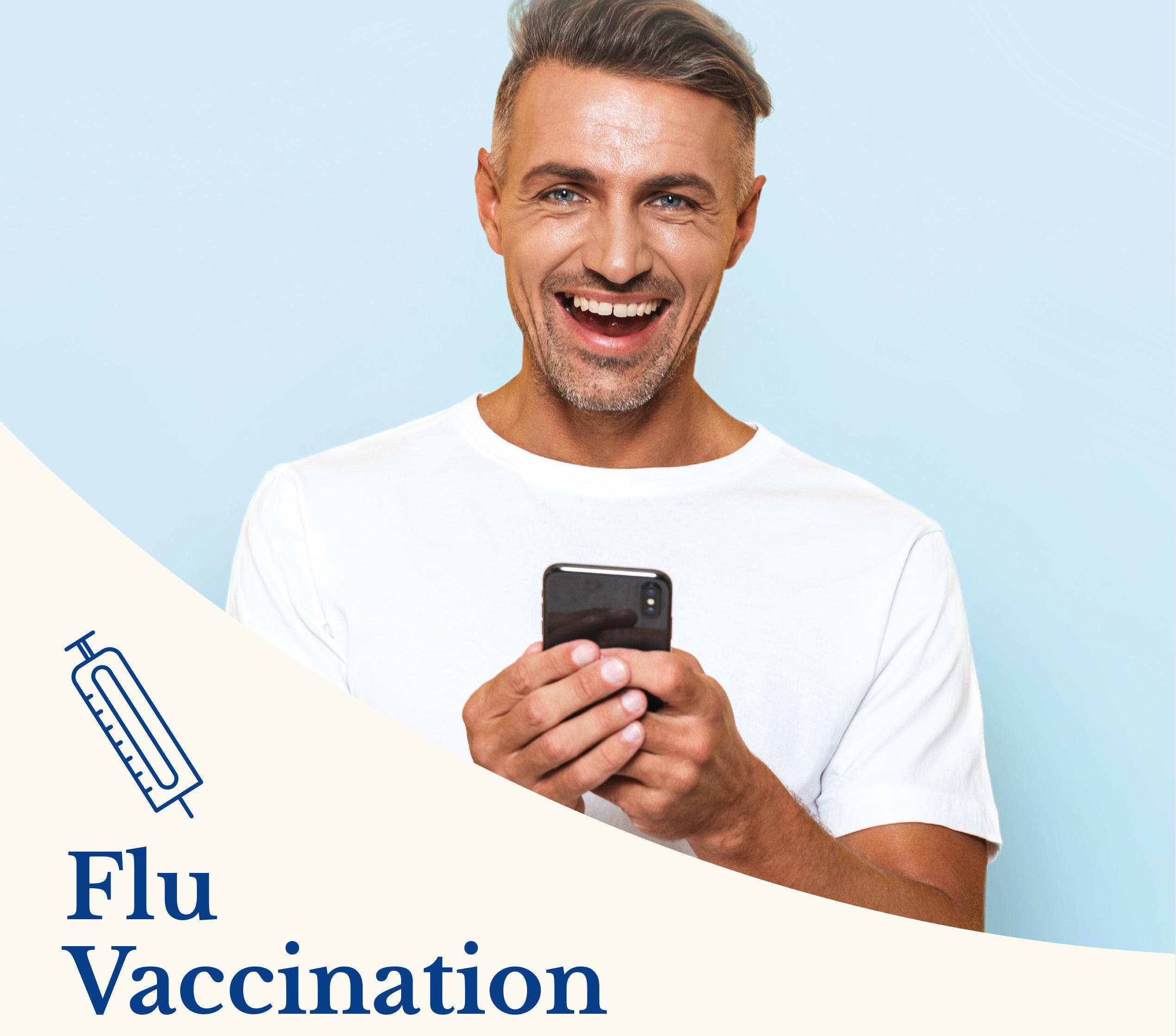 Corporate Flu Vaccination Service