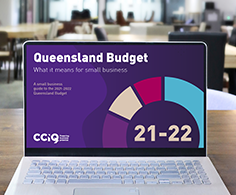 CCIQ: State Budget guide for small business