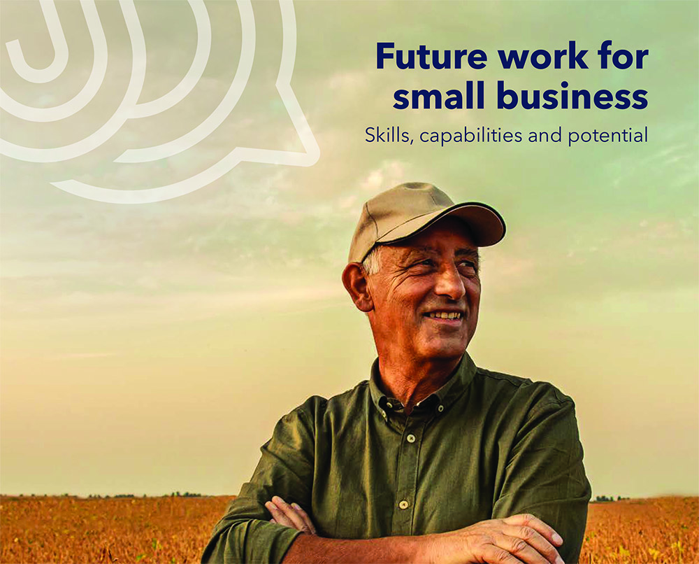 Future work for small business: Skills, capabilities and potential