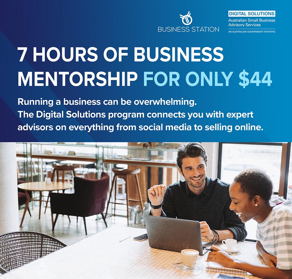 7-hour Mentoring Program