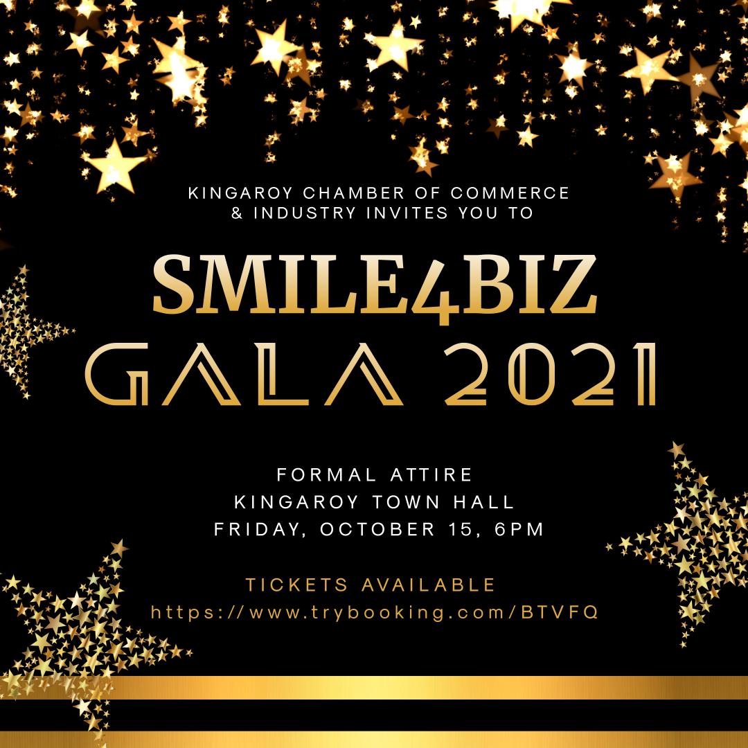 Smile4Biz Gala 2021