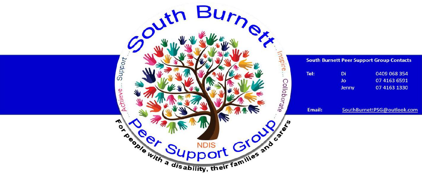 South Burnett Peer Support Group