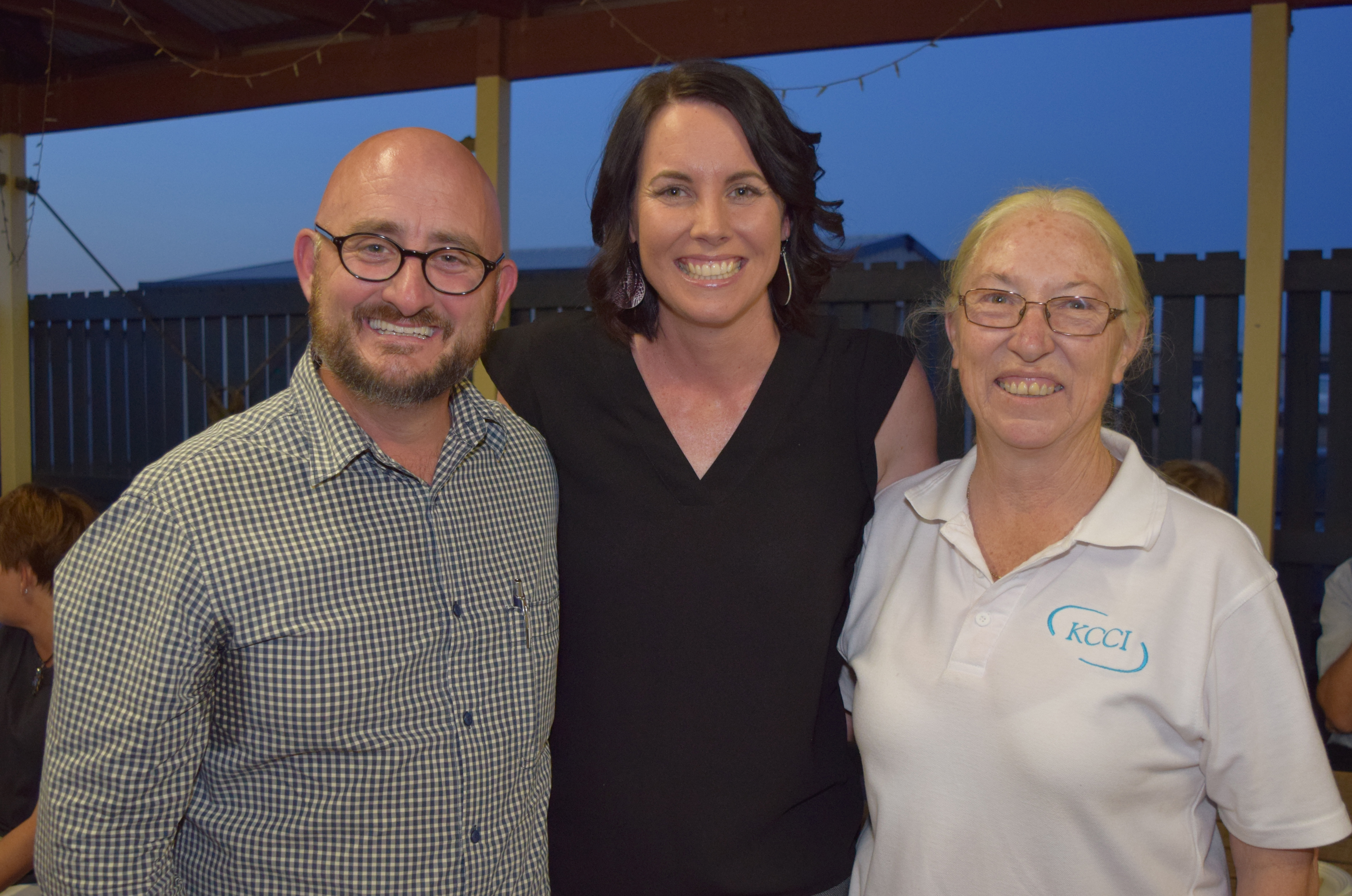 New faces for Kingaroy Chamber