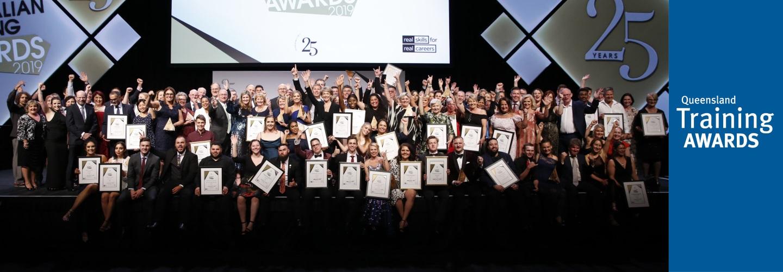 Queensland Training Awards: Nominations open