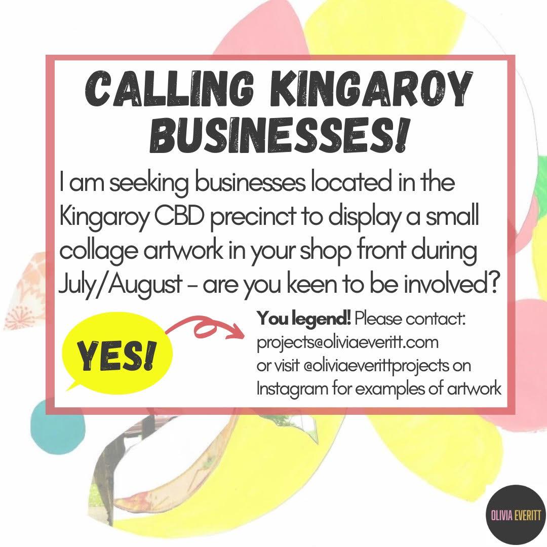 Calling Kingaroy Businesses