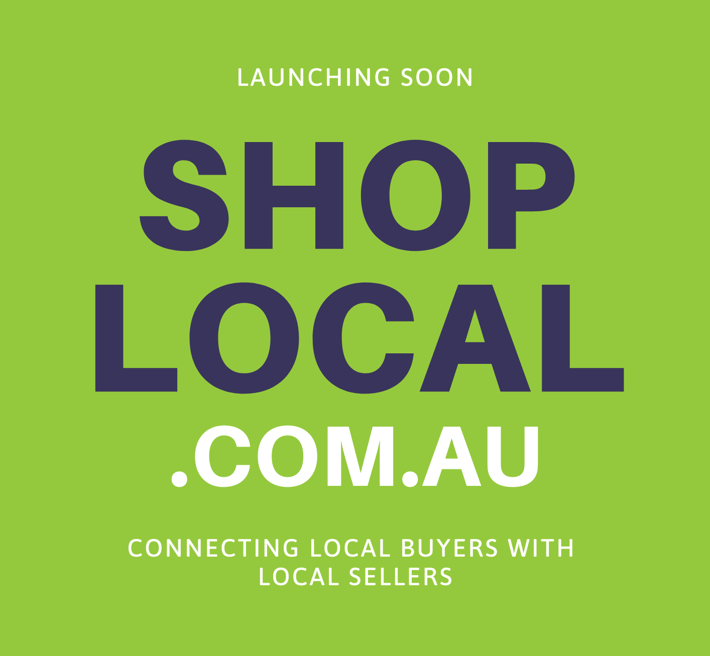 A new way to support your local retailers