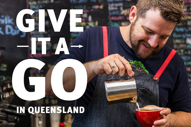 Give it a Go in Queensland!