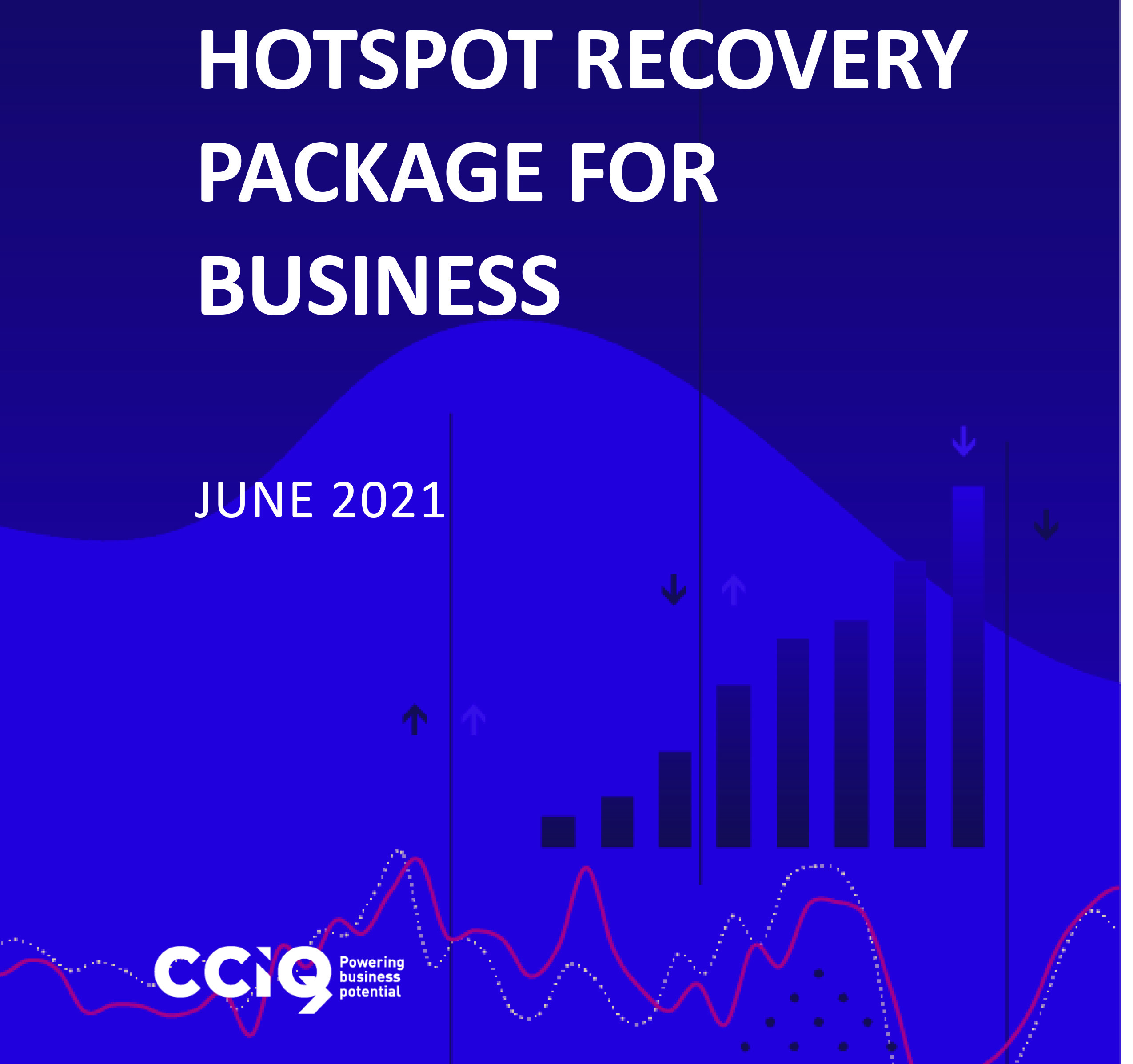 CCIQ message: COVID-19 Hotspot Recovery package