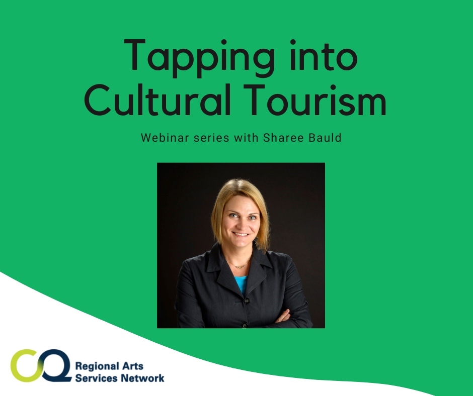 Tapping into Cultural Tourism